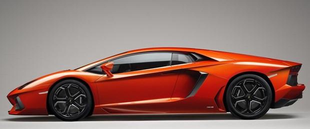 Lamborghini'nin yeni boğası
