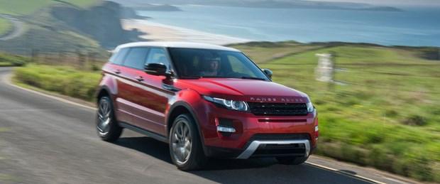 Land Rover 'hibrit teknolojisi büyük araçlar için'