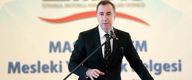 Motorlu Araç Satıcıları Federasyonu (MASFED) Başkanı Aydın Erkoç.jpg