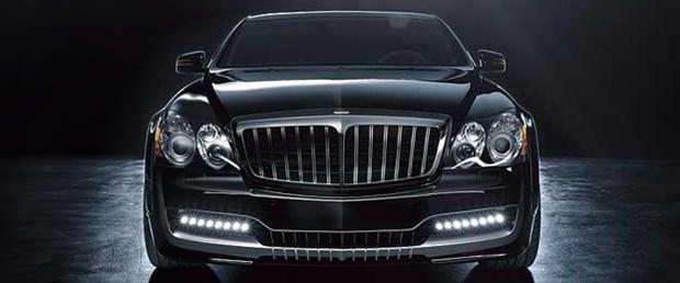 Maybach coupe tanıtıldı