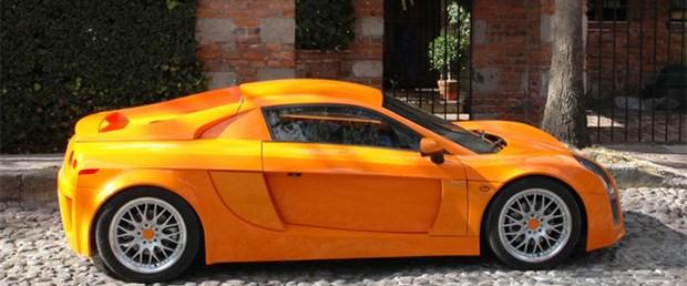 Meksika'nın yeni spor otomobili Paris Otomobil Fuarı'nda tanıtılacak