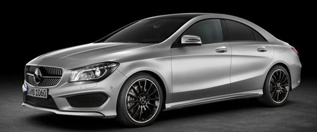 Merakla beklenen Mercedes CLA tanıtıldı