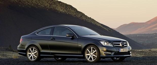 Mercedes-Benz C Coupe tanıtıldı