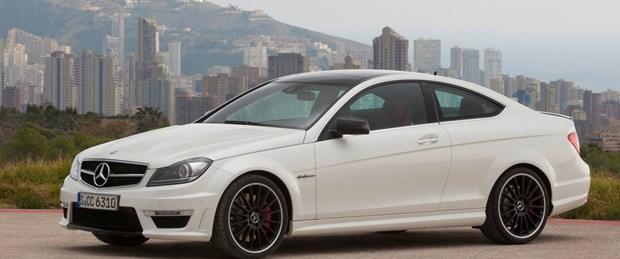 Mercedes-Benz C63 AMG Coupe tanıtıldı