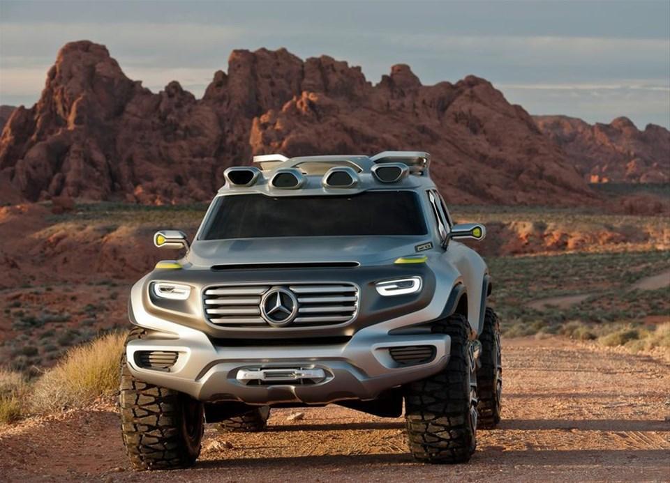 Mercedes-Benz Ener-G-Force konsepti