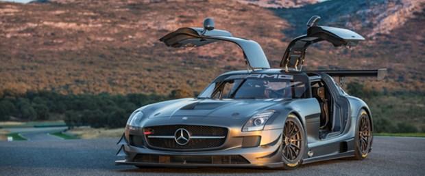 Mercedes'in AMG ile 45. yıl modeli