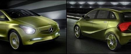 Mercedes'ten elektrikli otomobil konseptleri