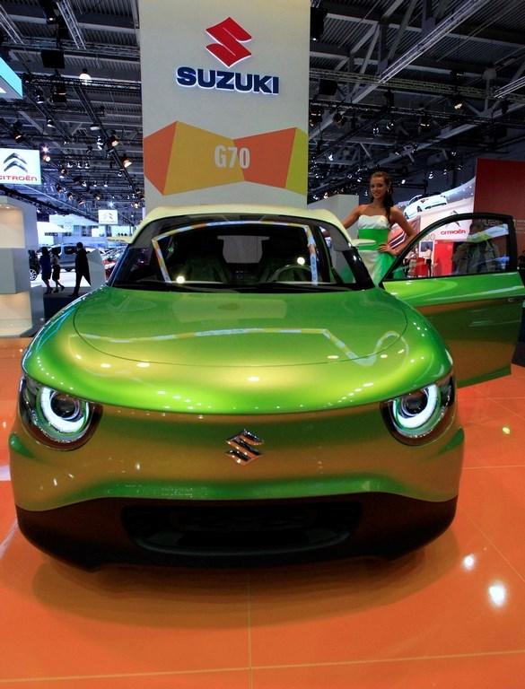 Moskova Uluslararası Otomobil Fuarı 2012 1 Ntv