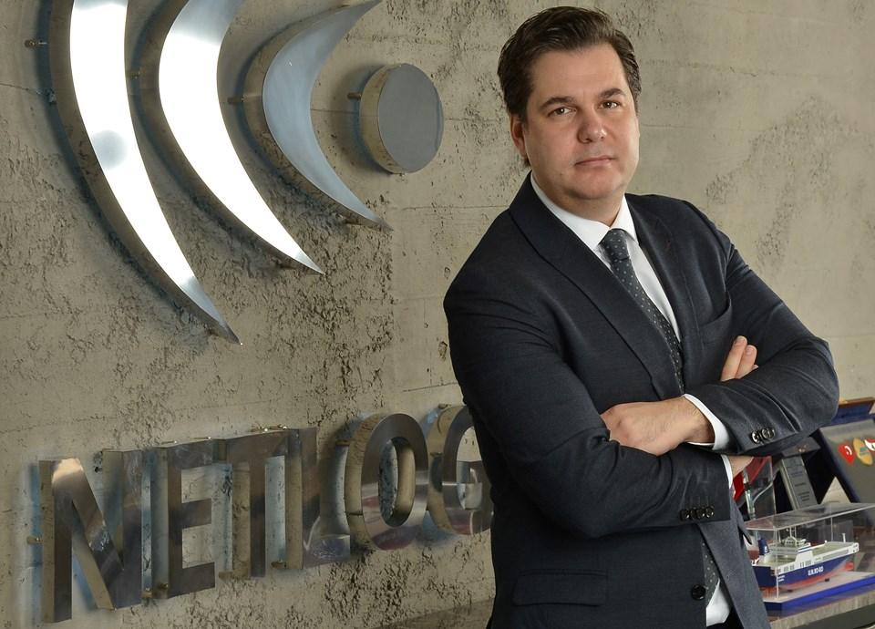 Netlog Yönetim Kurulu Başkan Yardımcısı Gökalp Çak