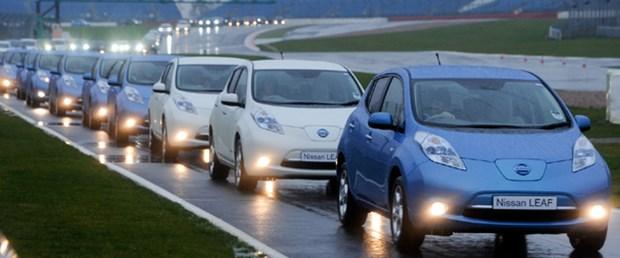 Nissan Leaf bir rekor daha kırdı