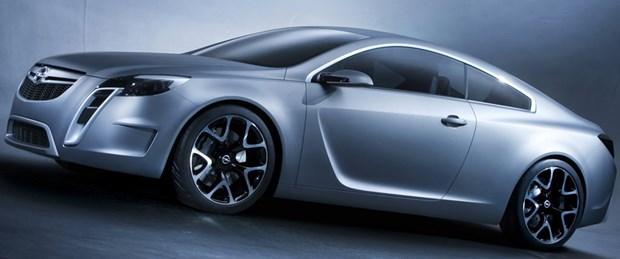 Opel Calibra geri geliyor