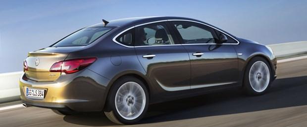 Opel yeni Astra modelini duyurdu
