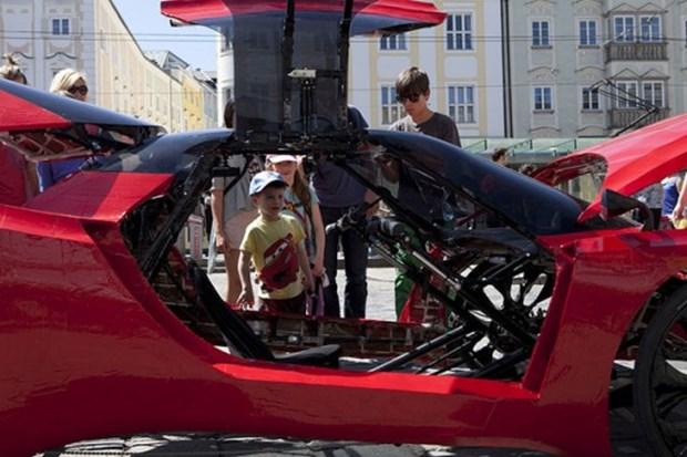 Fahrradi Farfalla FFX