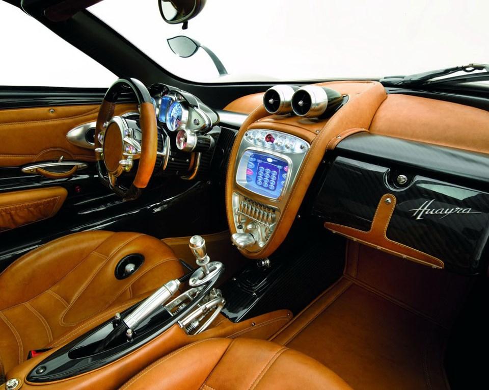 Araç model ismini rüzgar tanrısı Aymara Huayra Tata'dan almış