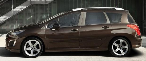 Peugeot makyajlanmış 308'i duyurdu