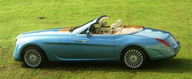 Pininfarina'nın Rolls-Royce yorumu