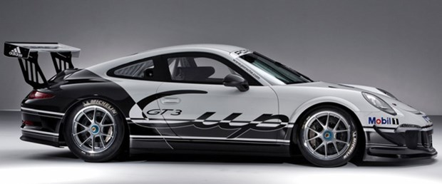 Porsche 2013 911 GT3 Cup'ı tanıttı