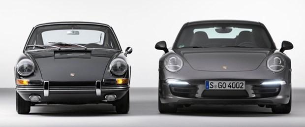 Porsche 911'in 50. yılını kutluyor