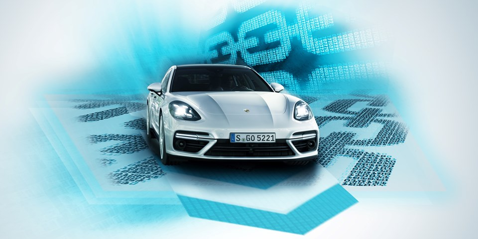 porsche blockchain teknolojisini otomobile ta d ntv. Black Bedroom Furniture Sets. Home Design Ideas