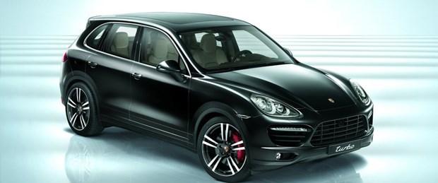 Porsche Cajun geliyor