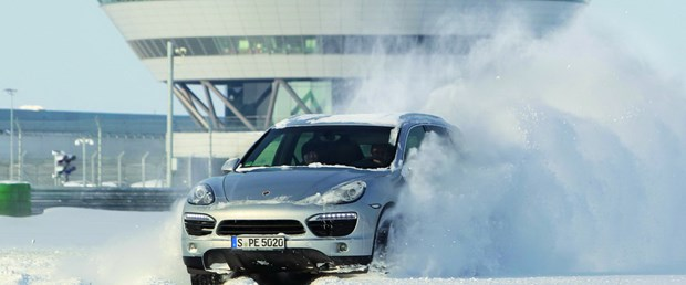 Porsche Cajun onaylandı