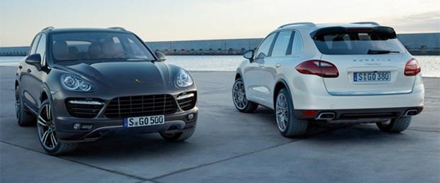 Porsche Cayenne'e yüksek talep