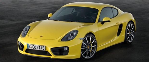 Porsche Cayman'ın dünya galası yapıldı