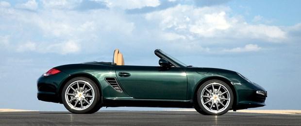 Porsche retro 550 Spyder üretecek