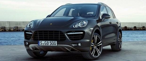 Porsche'nin yeni bebeği