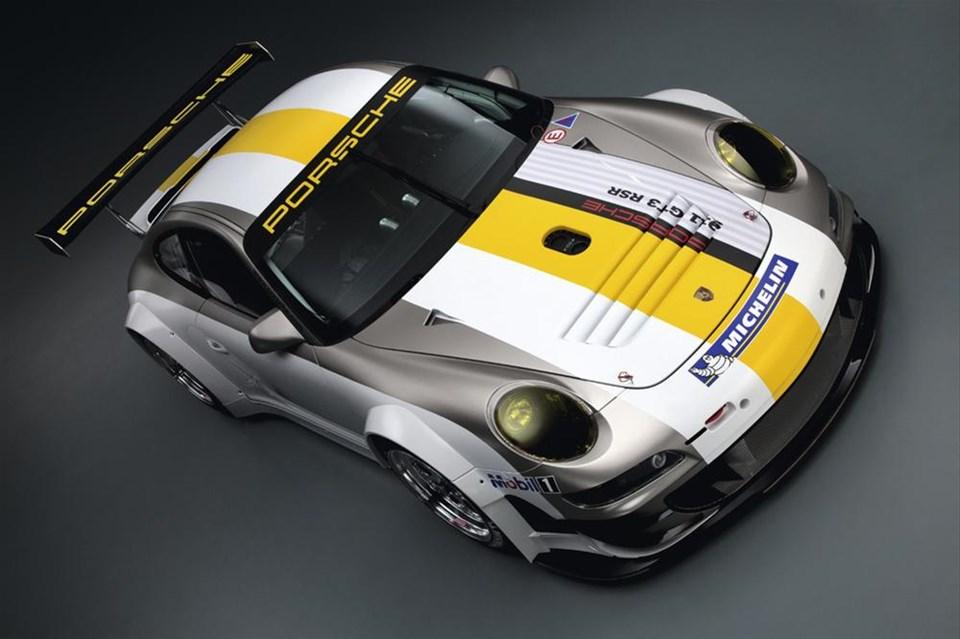 Porsche'nin yeni 'silahı'