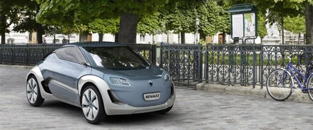 Renault 2015-2016 yılı itibariyle yılda 200.000 elektrikli araç üretmeyi hedefliyor