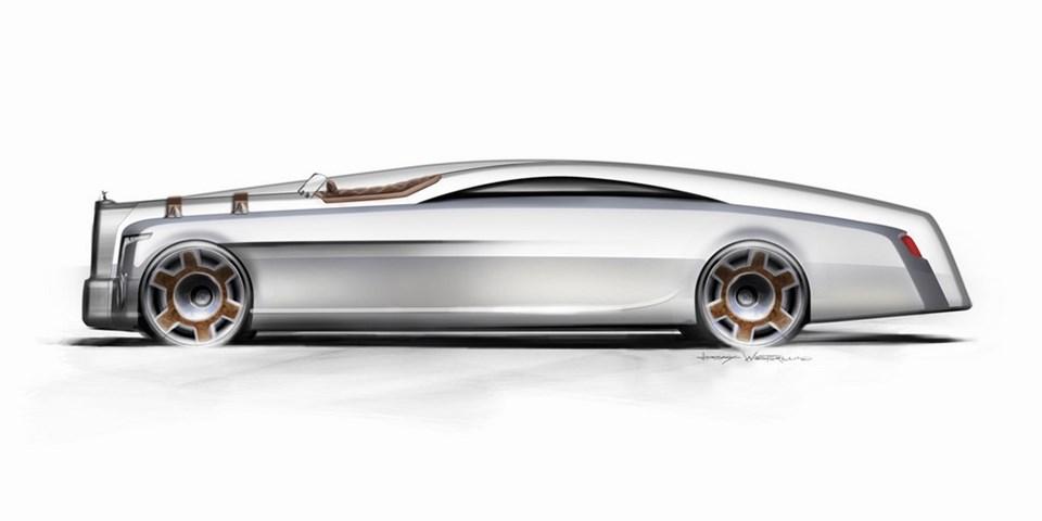Rolls-Royce'a farklı bir yaklaşım