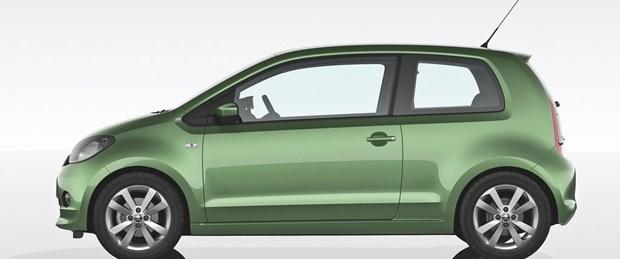 Skoda'nın yeni şehir otomobili Citigo