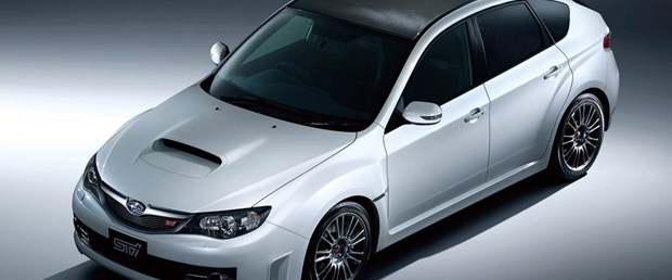 Subaru Impreza WRX Carbon