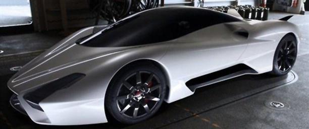 Süper otomobil Shelby Tuatara