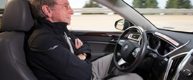 Sürücüsüz otomobillerde kabin tasarımı