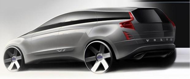 Tamamen yeni Volvo XC90 2014'te geliyor
