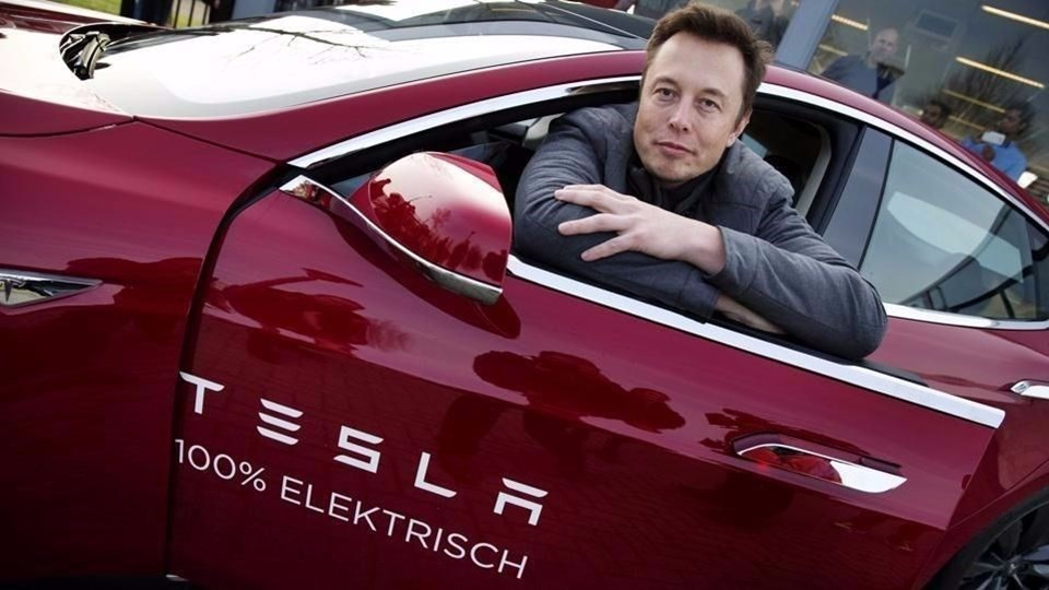 Tesla ve Space X CEO'su Elon Musk