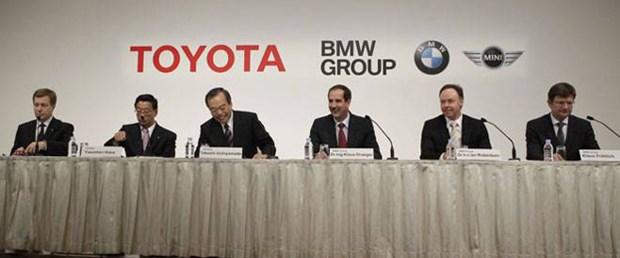 Toyota ile BMW teknik bağlarını güçlendiriyor