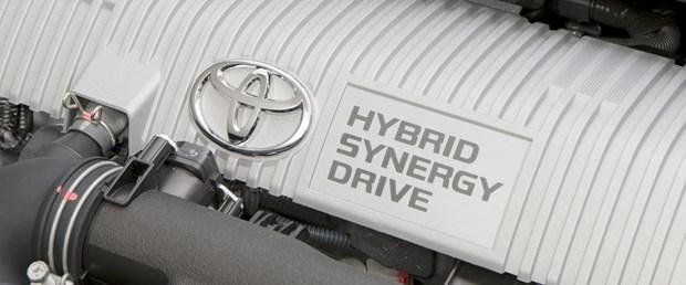 Toyota'dan Mazda'ya hibrit teknolojisi
