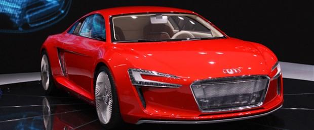 Tüm Audi yelpazesinde bir e-tron olacak