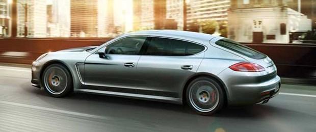 Türkiye'ye özel Porsche Panamera