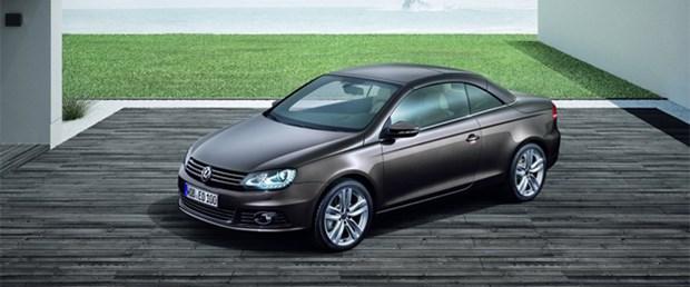 Volkswagen Eos'u makyajladı