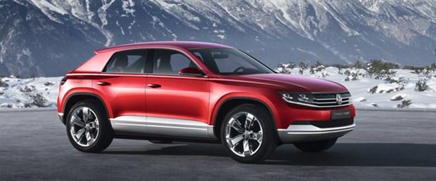 Volkswagen iki yeni SUV planlıyor