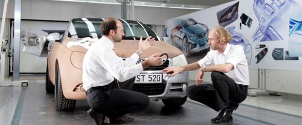 """Volkswagen tasarımcıları """"yaşayan bir efsane"""" ile rekabet edecek"""