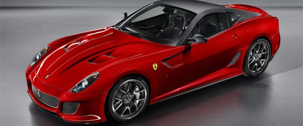 Yeni Ferrari 599 GTO
