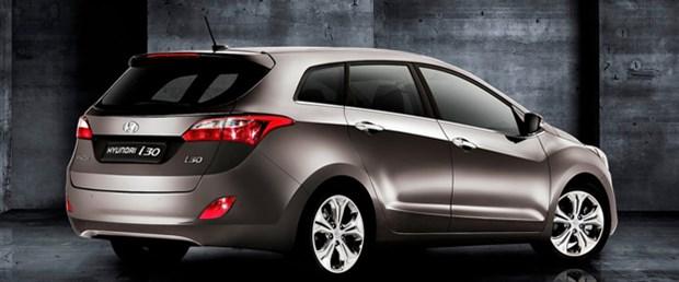 Yeni Hyundai i30'un en hacimlisi