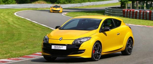 Yeni Megane Renaultsport 250