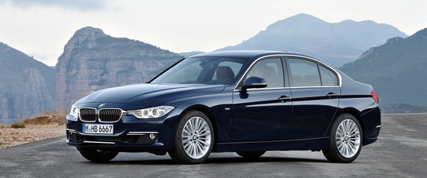 Yeni nesil BMW 3 Serisi