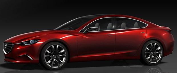 Yeni nesil Mazda 6'nın ön izlemesi